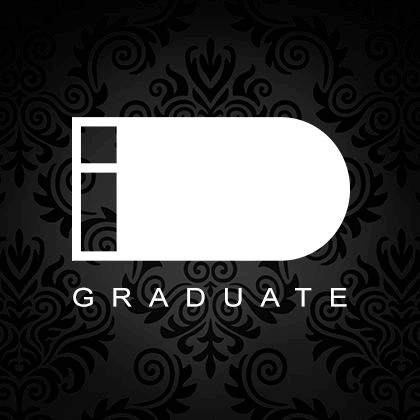 Institute of Interior Design Graduate logo